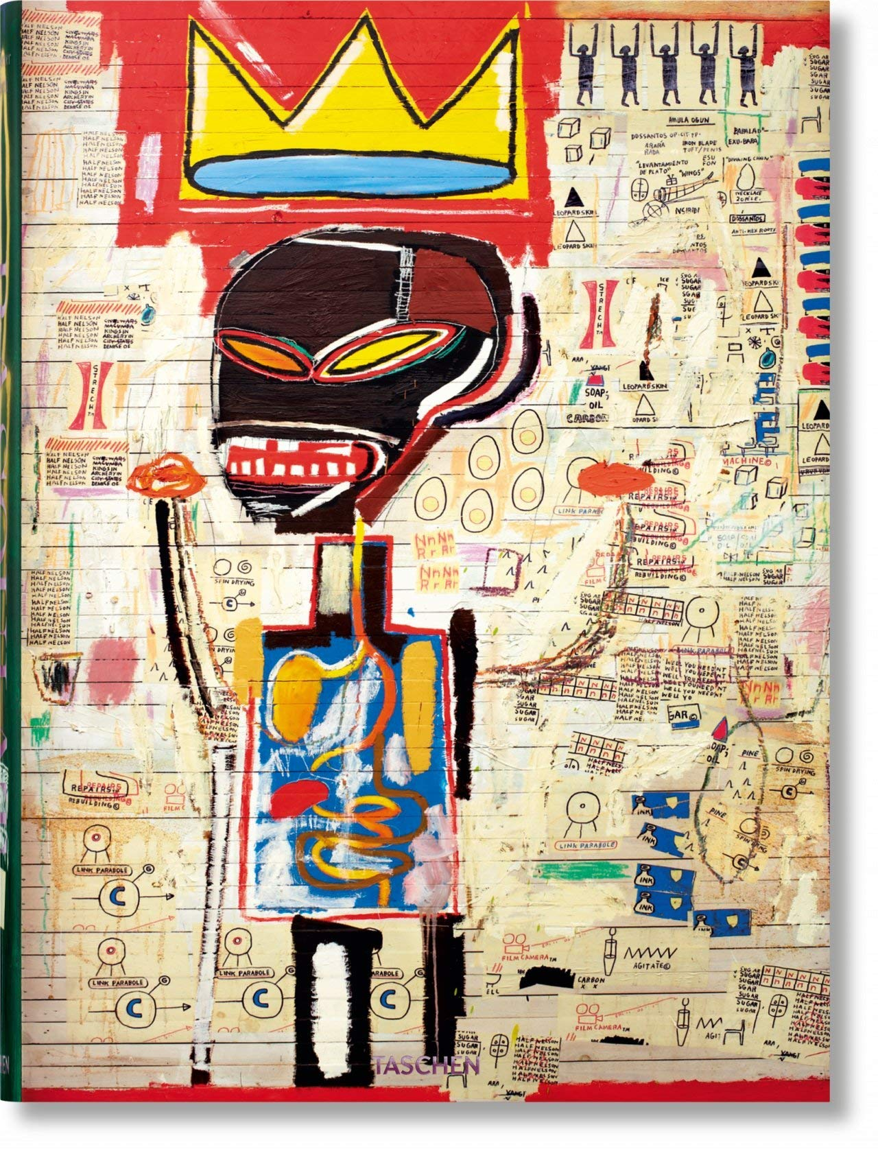 Jean-Michel Basquiat (Extra large)