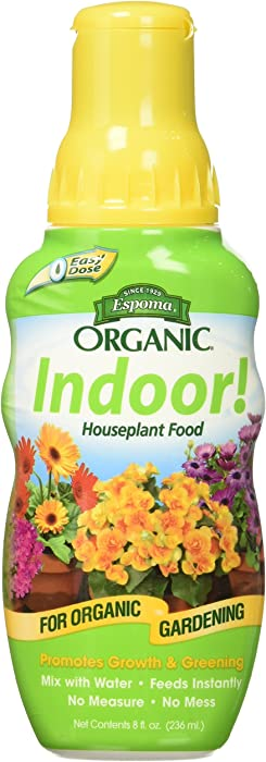 The Best Espoma Company Inpf8 Organic Indoor Plant Food