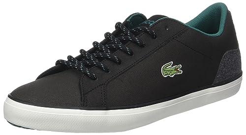 baa5bfa619ff Lacoste Men s Lerond 417 1 Cam Low-Top Sneakers  Amazon.co.uk  Shoes ...