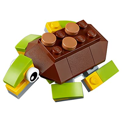 LEGO 30476 Creator Happy Turtle Bagged: Toys & Games