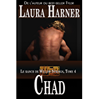 Chad (Le ranch de Willow Springs t. 4) (French Edition) book cover
