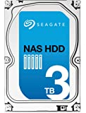 (Old Model) Seagate 3TB NAS HDD SATA 6Gb/s 64MB Cache 3.5-Inch Internal Bare Drive (ST3000VN000)