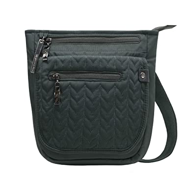 be6c3cb4eecb Sherpani Women's Jag Le Cross Body Bag Forest Green One Size: Amazon ...