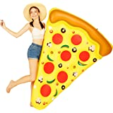 "MarlJohns Giant Inflatable Pizza Slice 72""x60"""