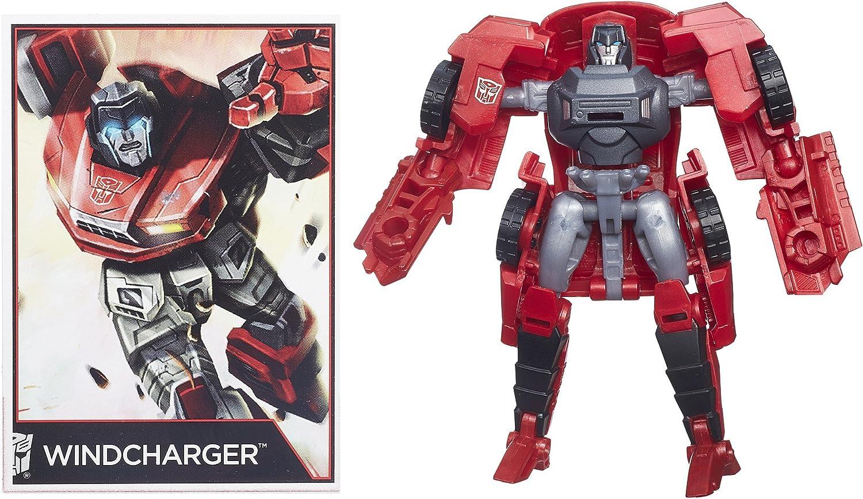 Hasbro g/én/érations Transformateurs Legends Classe Windcharger Figure