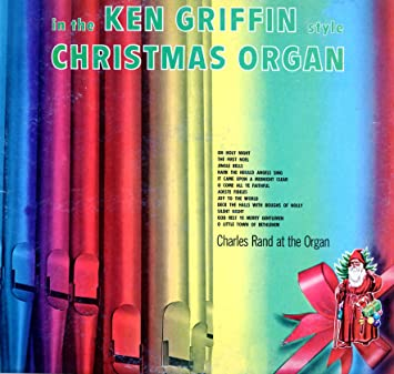 Christmas Organ in the Ken Griffin Style  (XMS10)