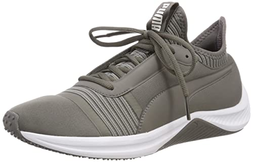 6e09c34d4 Puma Amp XT Wn's, Zapatillas de Deporte para Mujer, Gris (Charcoal Gray  White