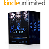 Brothers in Blue: The Complete Series (3 Book Boxset) (English Edition)