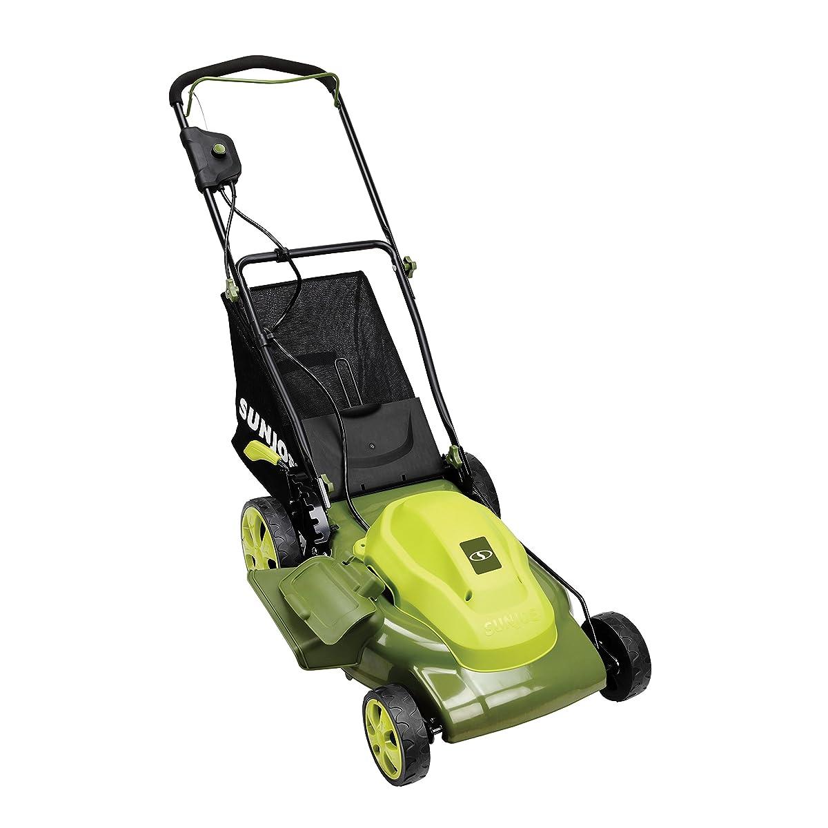 Sun Joe MJ408E Mow Joe 20-Inch 12-Amp 3-in-1 Bag/Mulch/Side Discharge Corded Electric Lawn Mower