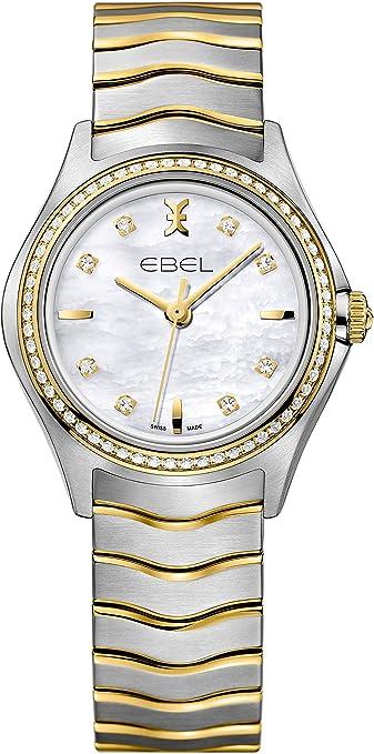Ebel Wave Damenuhr 1216198: : Uhren