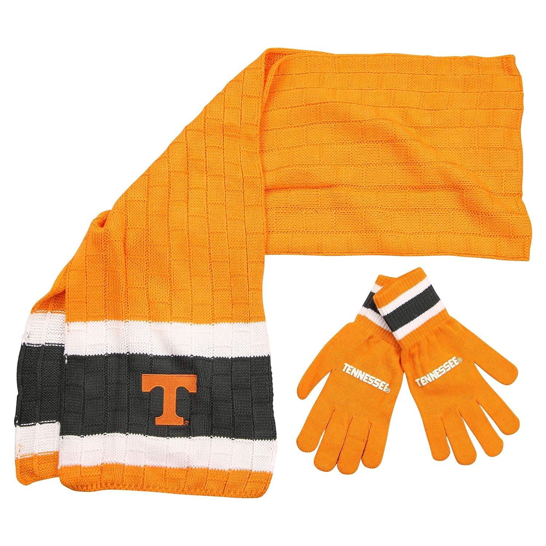 Littlearth NCAA Unisex NCAA Scarf & Gloves Gift Set