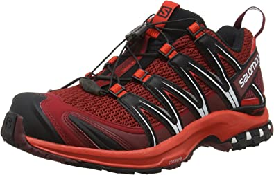 Salomon XA Pro 3D, Zapatillas de Trail Running Hombre: Amazon ...
