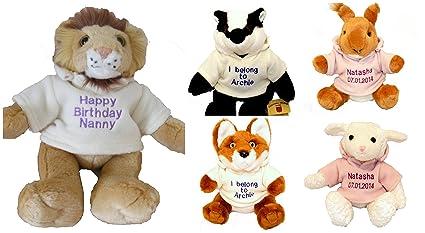 Personalizado Teddy, animales, animales oso, oso de peluche, diseño de ositos,