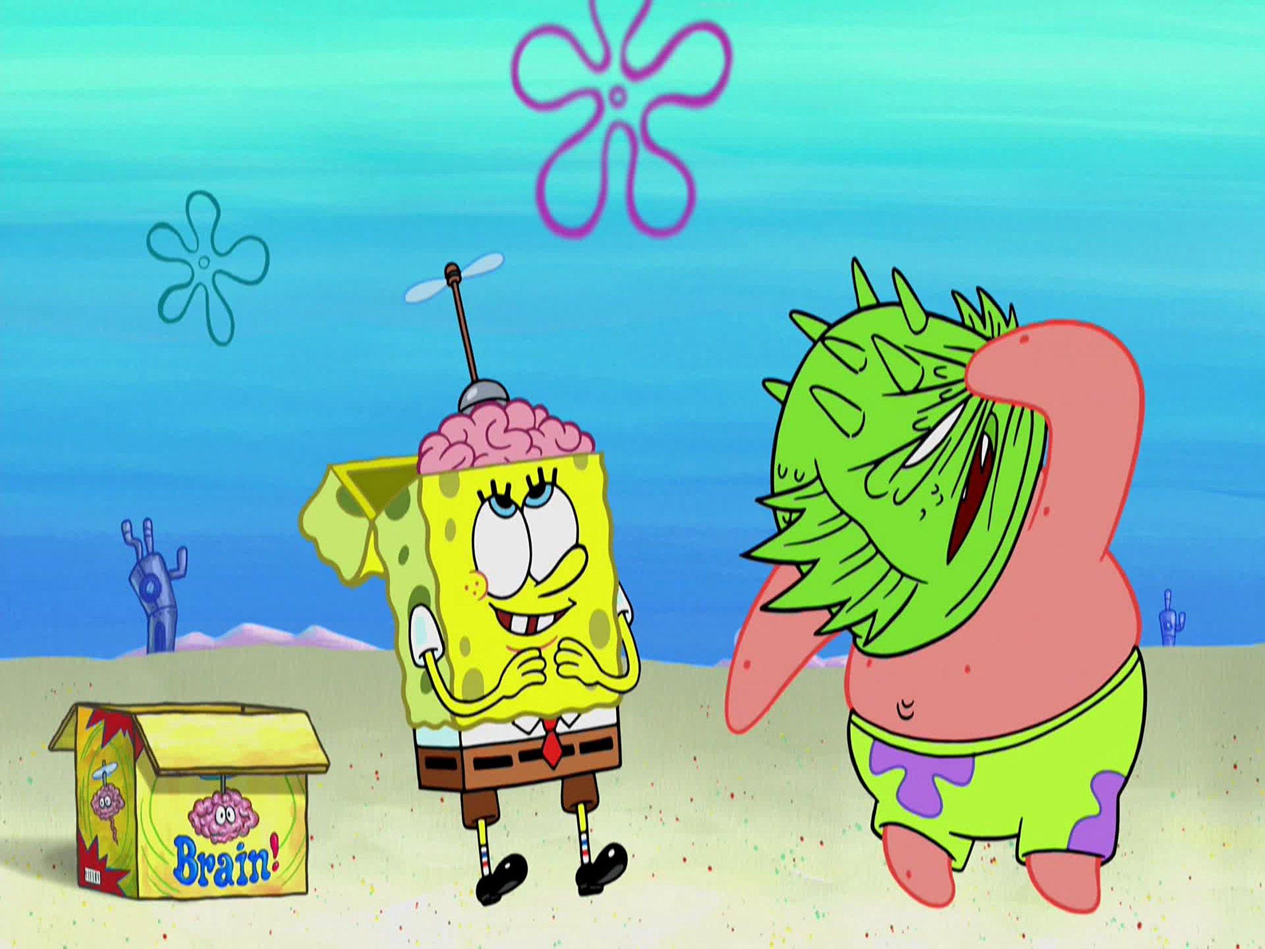 Spongebob Schwammkopf Staffel 10
