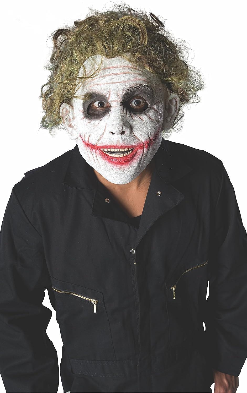 Peluca de Joker para niño: Amazon.es: Juguetes y juegos