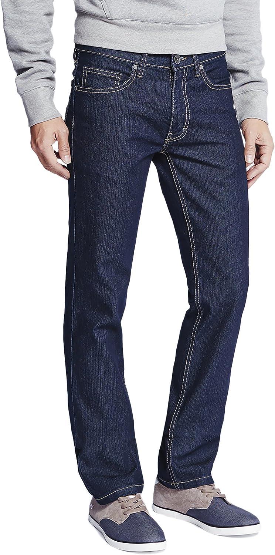 TALLA 40W / 34L. Oklahoma Jeans Vaqueros para Hombre