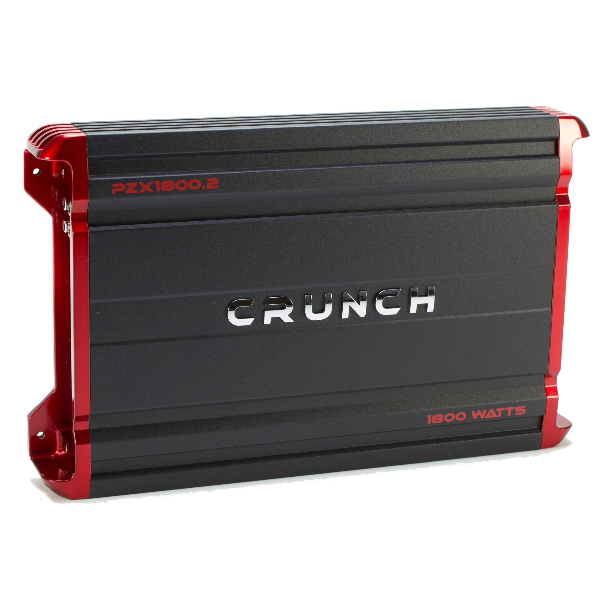 CRUNCH PZX1800.2 Powerzone 2-Channel Class Ab Amp (1,800W)