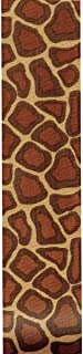 product image for Offray, Brown Giraffe Craft Ribbon, 7/8-Inch x 9-Feet