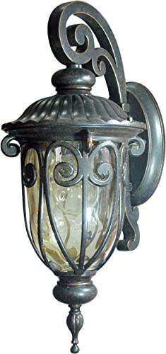 AA Warehousing EL591SOR Hailee Exterior Outdoor Light Fixture Finish