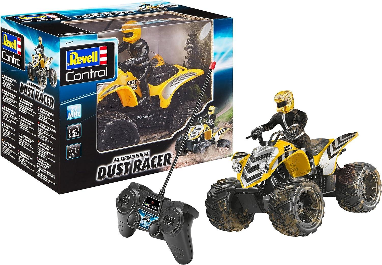 Revell-Quadbike New Dust Racer Juguetes a Control Remoto, Multicolor (24641)