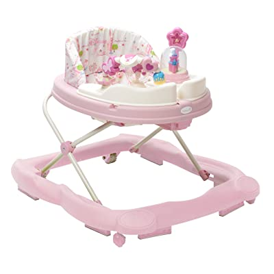 Safety 1st Disney Happily Ever After Music & Lights Infant Baby Activity Walker : Baby