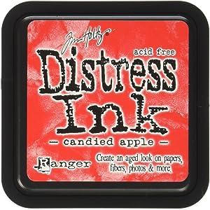 Ranger TIM43287 Distress Ink Pad, Candied Apple