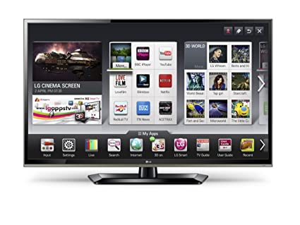 LG 32LS570T 32-inch Widescreen Full HD 1080p LED Smart TV with Freeview HD  (discontinued by manufacturer)