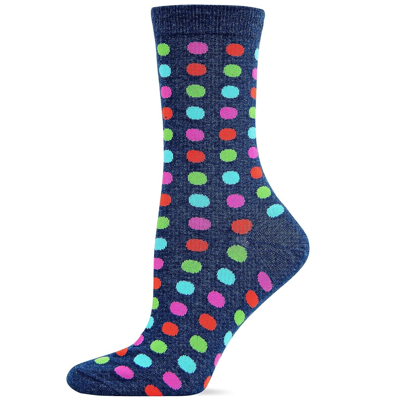 Hot Sox Womens Originals Classics Crew Socks
