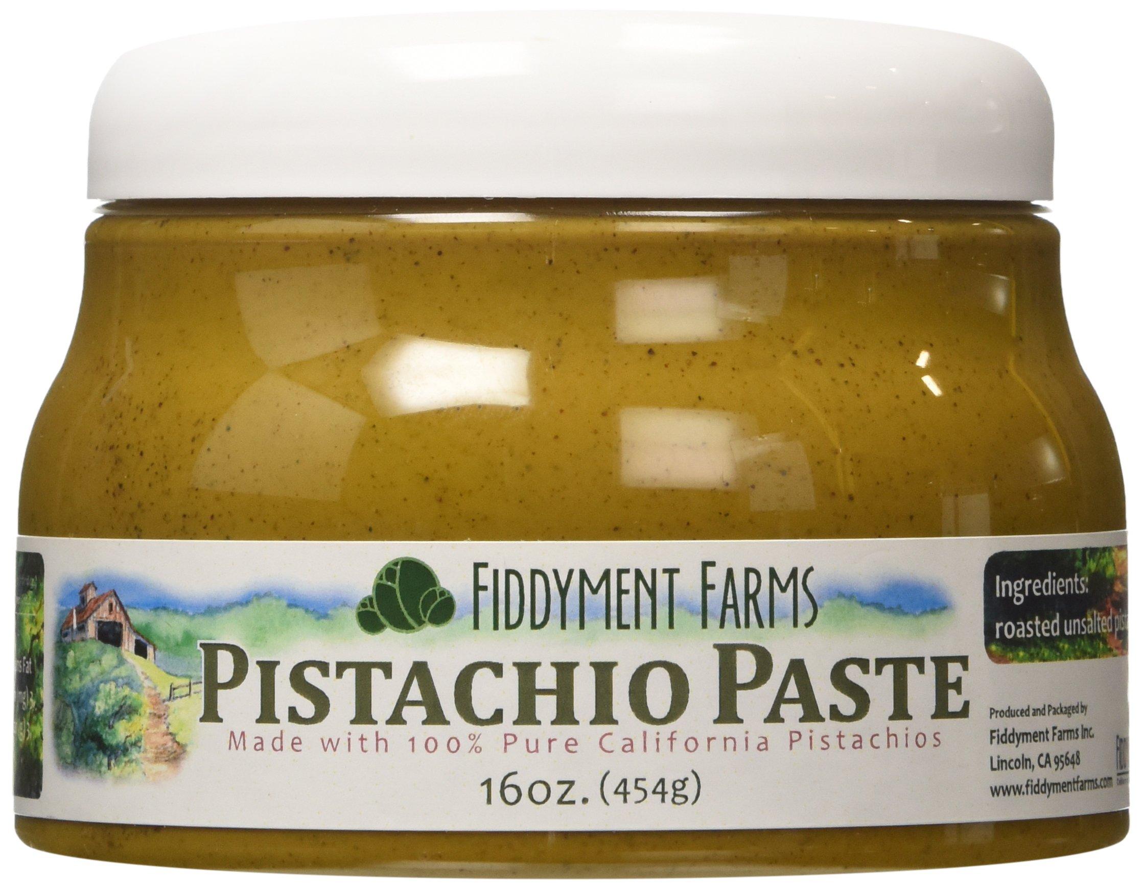 Fiddyment Farms, Pistachio Paste, 16 oz.