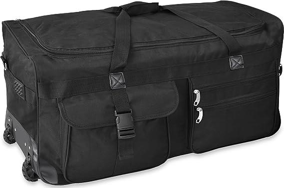 GearUp Extra großer Trolley - Reisekoffer Reisetasche 80 100 120 oder 150 Liter wählbar