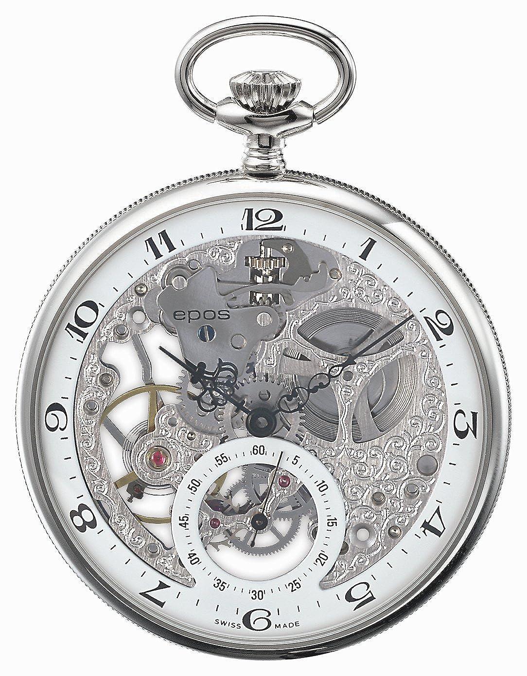 [エポス]EPOS 腕時計 ポケット SS スケルトン 2121 [正規輸入品] B000ZN09O4