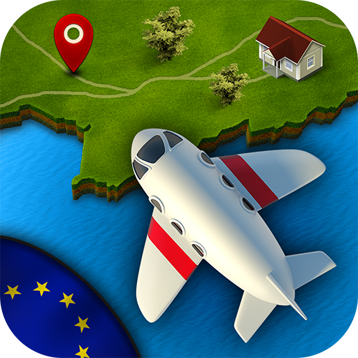 (GeoFlight Europe - Geography learning for kids at its best)