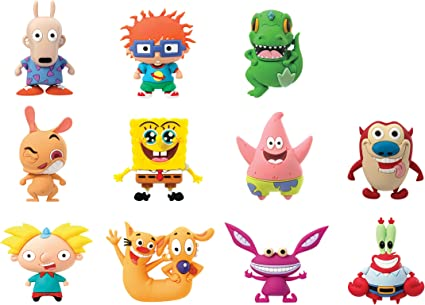 Nickelodeon Rugrats Collectable Blind Box Lot of 3-Free Shipping!