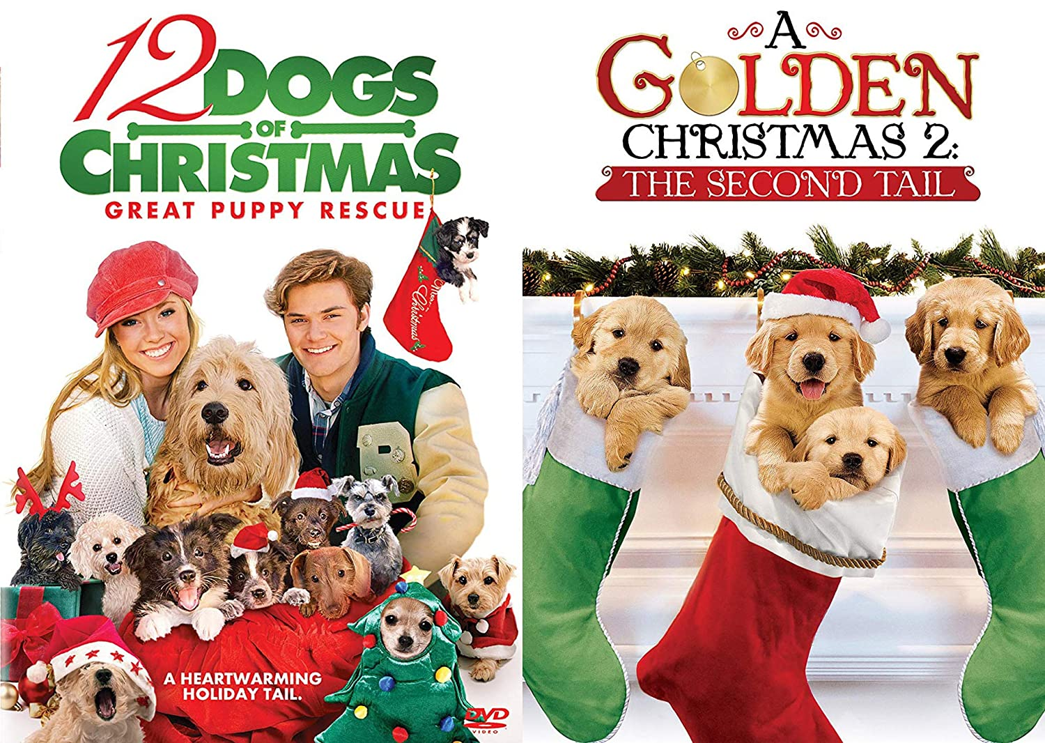12 Dogs Of Christmas.Amazon Com Everyone Loves Christmas Especially Dogs 2
