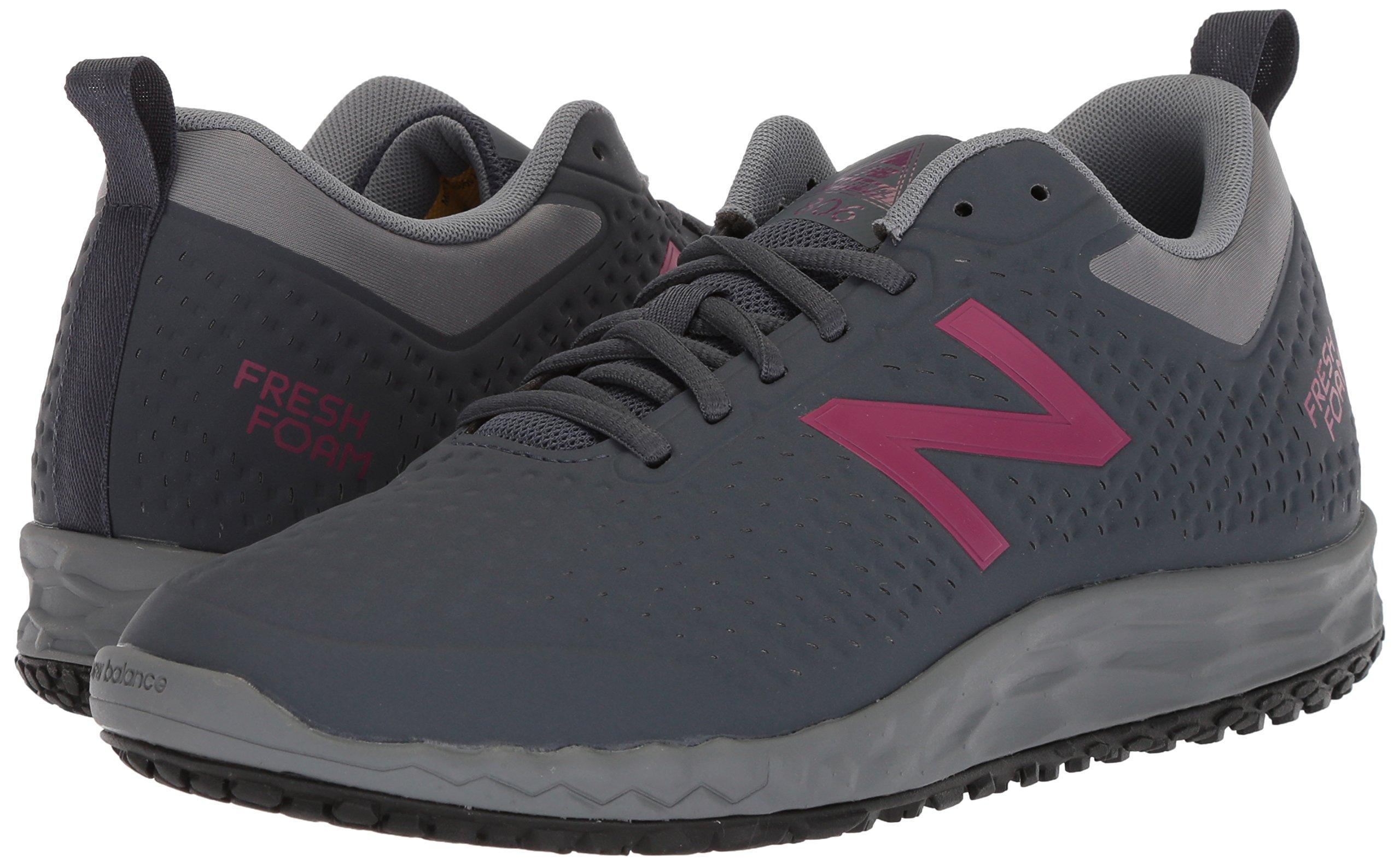 New Balance Women's 806v1 Work Training Shoe, Grey, 10.5 B US by New Balance (Image #5)