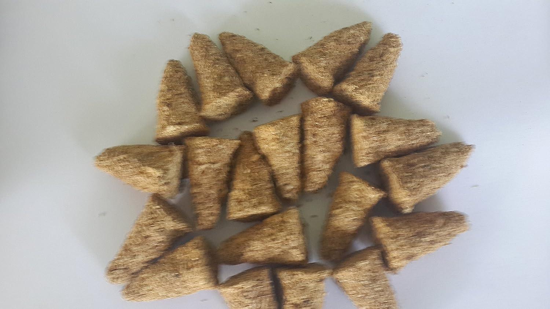 Palo Santo Incense Cones 60個サイズバッグ B00ZK4GMUI