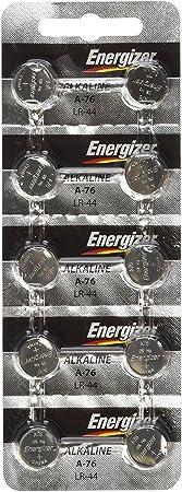 3x Duracell LR44 G13 V13ga 2er Blister Batteries LR44//A76 6 Button Cells