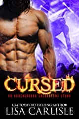 CURSED (a gargoyle shifter story) (Underground Encounters Book 0) Kindle Edition