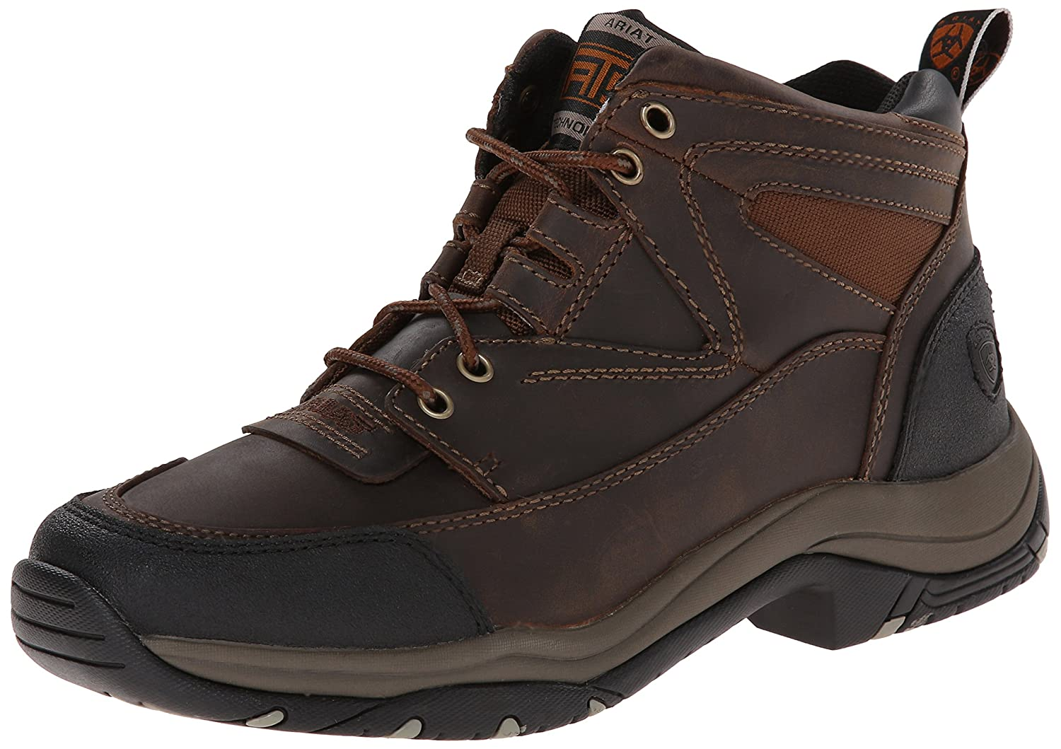 Ariat Women's - Terrain Hiking Boot B004DDPQ18 8.5 D(M) US|Distressed Brown