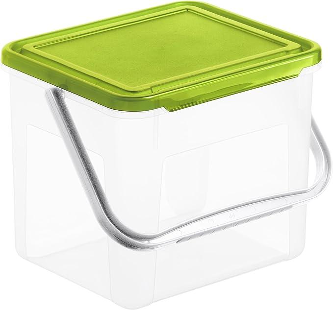Rotho 462519, Caja de almacenaje para detergente, Plástico ...