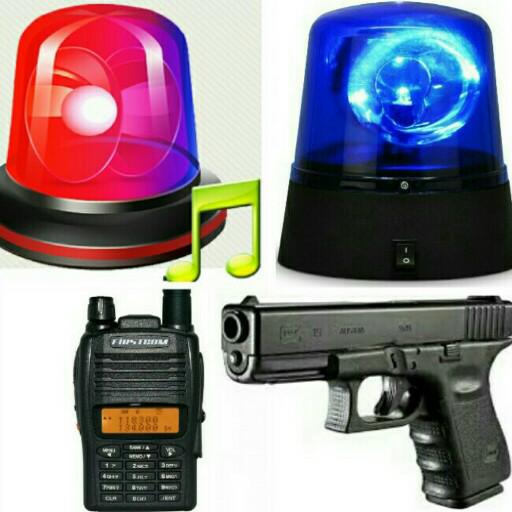 - Police Siren App