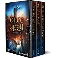Once Upon a Spell: An Adult Fairy Tale Retelling Collection (Once Upon a Spell Box Set Book 1)