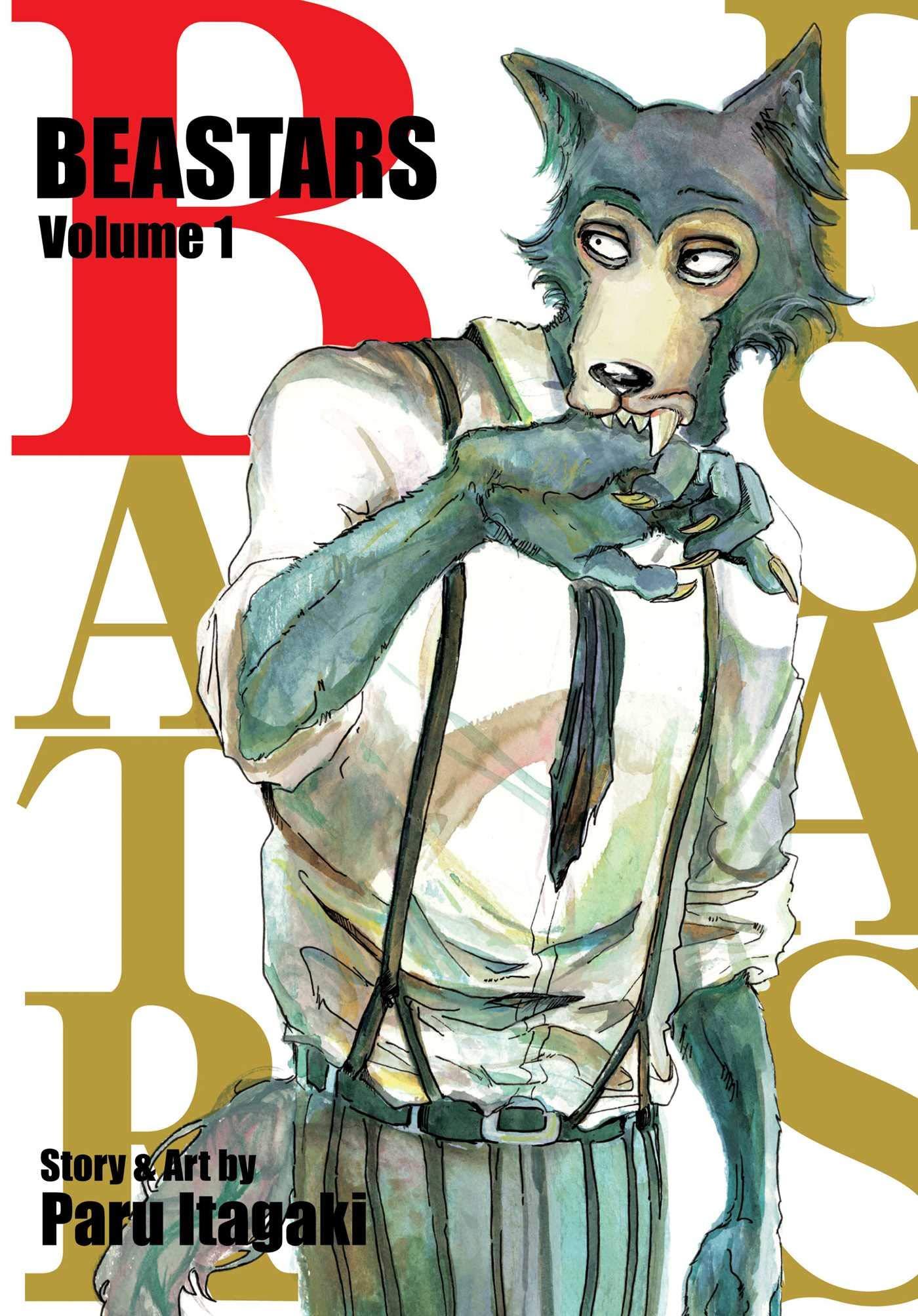 BEASTARS, Vol. 1 (1): Itagaki, Paru: 9781974707980: Amazon.com: Books