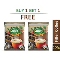 Beans & Ground Coffee|Pack of 2|100 + 100 GMS