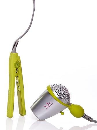 Jata PS-511 - Set de viaje (secador + plancha pelo + bolsa): Amazon.es: Salud y cuidado personal