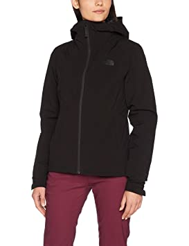 The North Face W Tri Jkt Chaqueta Thermoball Triclimate, Mujer, Negro (TNF Black