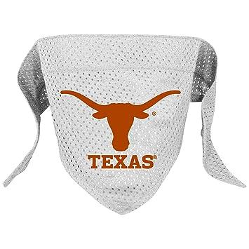 Amazon ncaa texas longhorns pet bandana team color small ncaa texas longhorns pet bandana team color small sciox Images