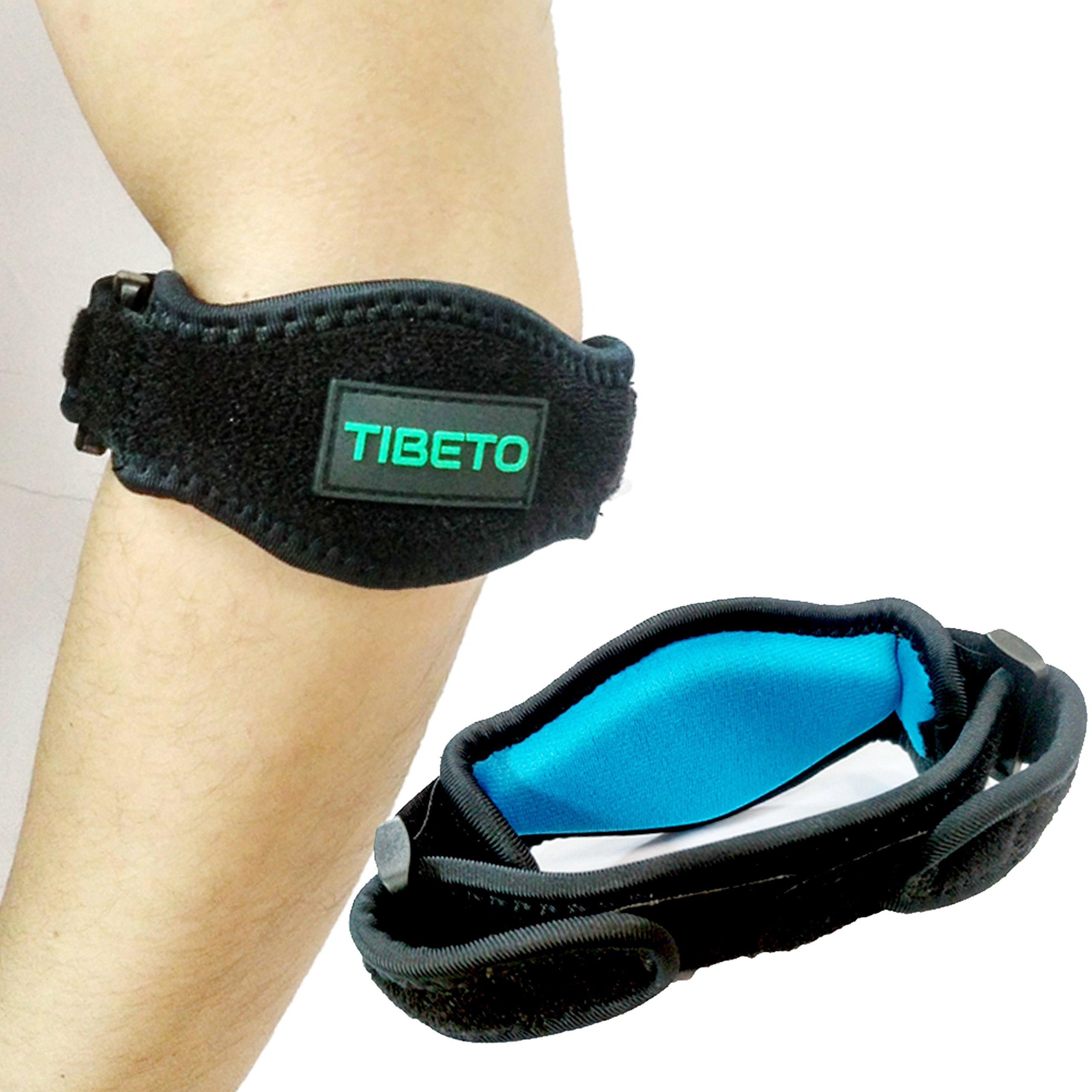 Amazon.com: ApudArmis Knee Support Strap for Pain Relief ...