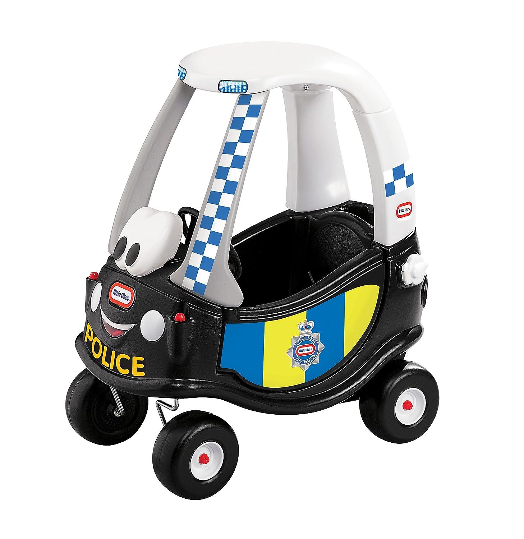 little tikes Tikes Patrol Police Car Refresh Andadores Negro, Color Blanco 172984E3: Amazon.es: Bebé