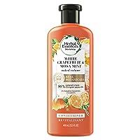 Herbal Essences bio:renew White Grapefruit & Mosa Mint Volumizing Conditioner, 13.5 fl oz